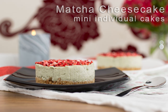 Matcha Cheesecake. Pinterest