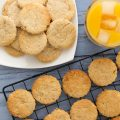 Citrus biscuits