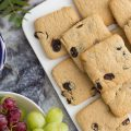 Grape biscuits