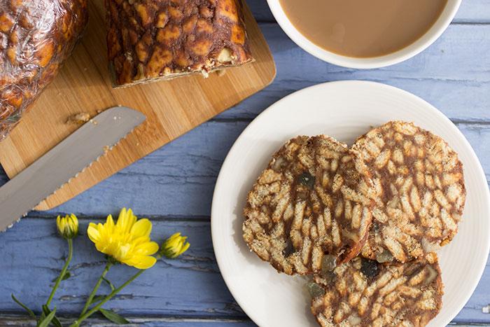Salami Biscuit