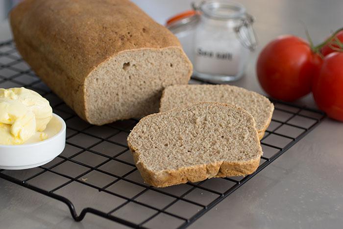 Smoky Bread