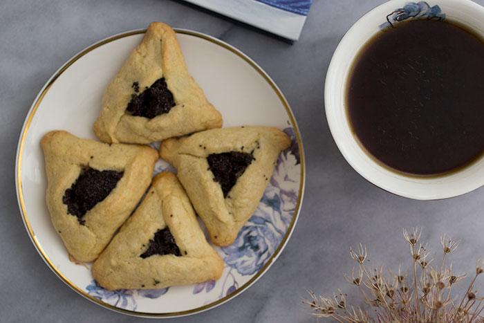 Hamantasch biscuits
