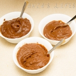 Chocolate spread (wartime recipe)