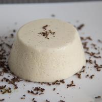 Vegetarian Panna cotta