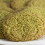 Matcha Biscuits