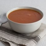 Tomato and cauliflower soup