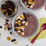 Mulled Wine Overnight Oats