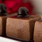 Foret Noire Semolina Pudding
