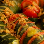 Cheesey Courgettes