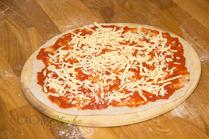 07 Halloumi pizza