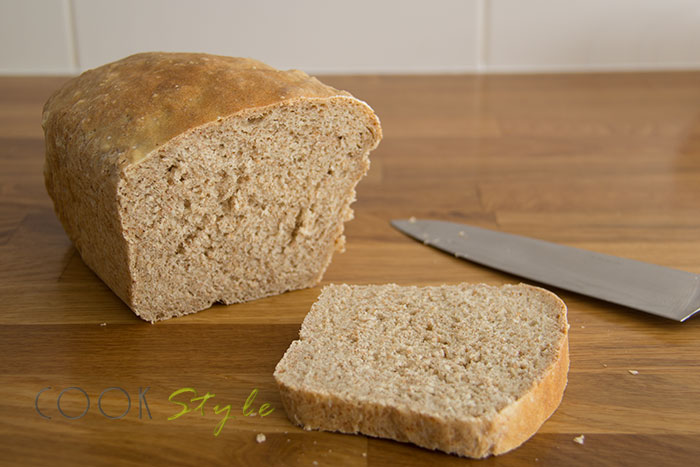 06 Wholemeal bread