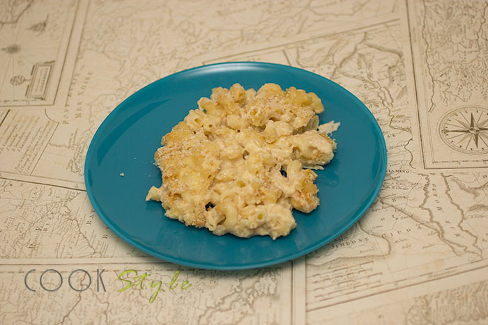 02 Mac and cheese