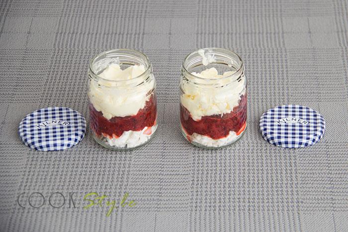 06 Strawberry and Basil Eton Mess