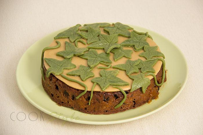 01 Victorian Fruit Cake