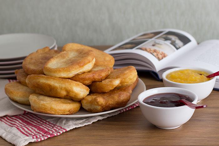 Danish Thick Pancakes