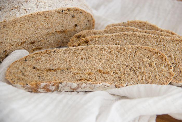 Asian Spiced Bread