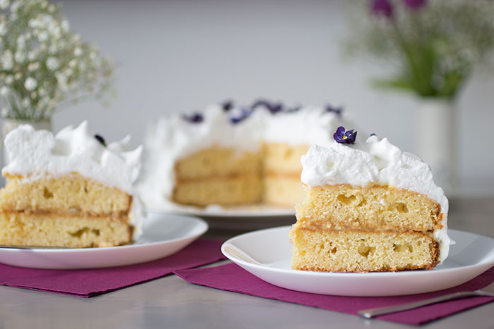 lemon elderflower wedding cake recipe royal recipes series elderflower and lemon cake 16797