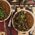 Savoury Teff Porridge